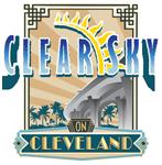 Clear Sky on Cleveland Logo